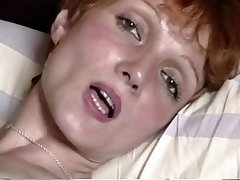 Anal, Interracial, Mature, Redhead, Stockings