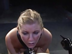 Ass Licking, BDSM, Bondage, Face Sitting