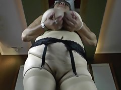 Amateur, Big Boobs, Granny, Mature, MILF