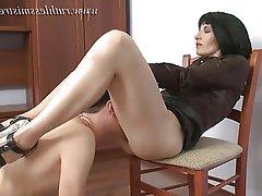 BDSM, Cunnilingus, Face Sitting, Femdom, Spanking
