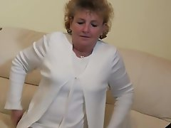 Masturbation, Mature, Old and Young