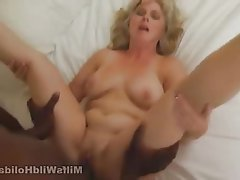 Blonde, Hardcore, Interracial, Mature, MILF
