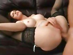 Anal, Brunette, Hardcore