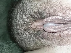 Close Up, Creampie, Hairy